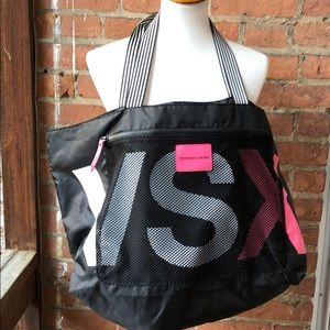 Victoria's Secret gym bag